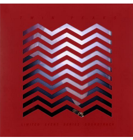 Death Waltz Recordings Co Various - Twin Peaks - Limited Event Series Soundtrack (Coloured Vinyl)