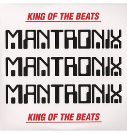 Traffic Entertainment Mantronix - King Of The  Beats: Anthology (1985-1988)