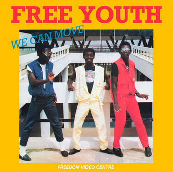 Soundway Records Free Youth - We Can Move