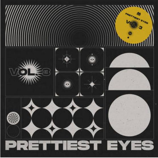 Castle Face Records Prettiest Eyes - Volume 3