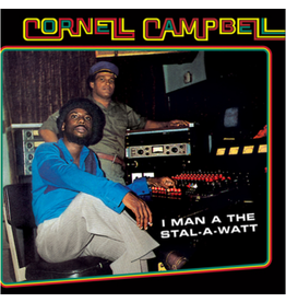 VP Records Cornell Campbell - I Man A The Stal-A-Watt