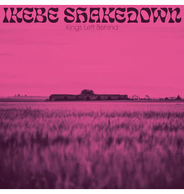 Colemine Records Ikebe Shakedown - Kings Left Behind (Coloured Vinyl)