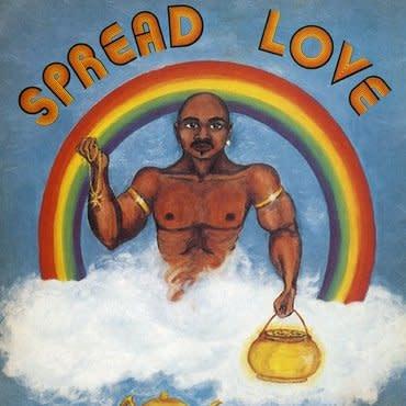Tidal Waves Music Micahel Orr - Spread Love