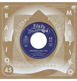 Radio Martiko Roger King Mozian - Oriental Cha Cha / Sirocco (Mambo)