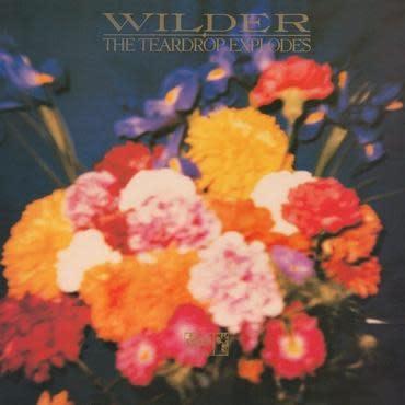 Mercury Records The Teardrop Explodes - Wilder