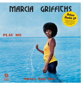 Be With Records Marcia Griffiths - Sweet And Nice