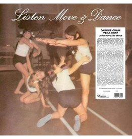 Fantome Phonographique Daphne Oram / Vera Gray - Listen Move And Dance