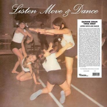 Fantome Phonographique Daphne Oram / Vera Gray - Listen Move And Dance