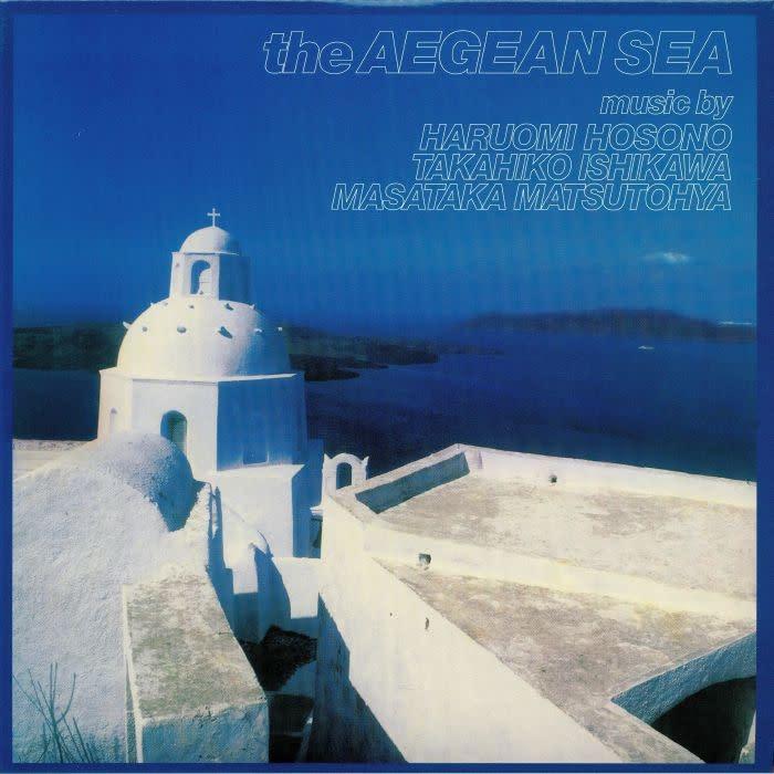 Victory Haruomi Hosono, Takahiko Ishikawa & Masataka Matsutoya - The Aegean Sea