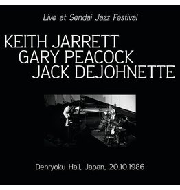 Alternative Fox Keith Jarrett - Live at Sendai Jazz Festival, Den-ryoku Hall, 20.10.1986