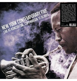 Alternative Fox The New York Contemporary Five - Live at Koncertsal, Copenhagen, 17.10.1963