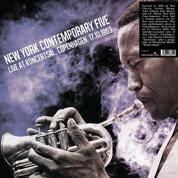 Alternative Fox The New York Contemporary Five - Live at Koncertsal, Copenhagen, 17.10.1963