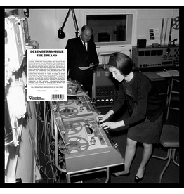 Fantome Phonographique Delia Derbyshire - The Dreams