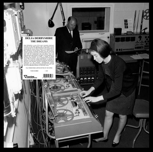 Fantome Phonographique Delia Derbyshire - The Dreams