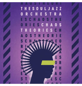 Strut The Souljazz Orchestra - Chaos Theories (Coloured Vinyl)