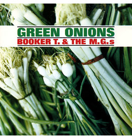 Stax Booker T. & The MG's - Green Onions