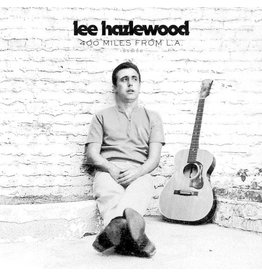 Light In The Attic Lee Hazlewood - 400 Miles From L.A. 1955-56