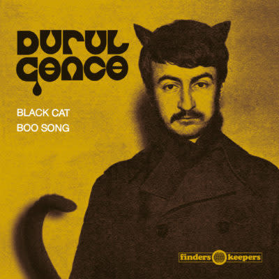 Finders Keepers Records Durul Gence - Black Cat