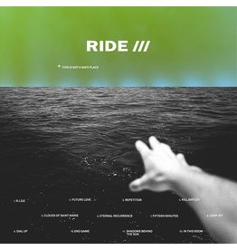 Wichita Recordings Ride - This Is Not A Safe Place (Coloured Vinyl)