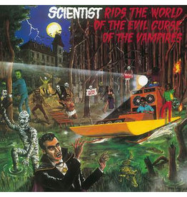 Dub Mir Scientist - Rids The World Of The Evil Curse Of The Vampires
