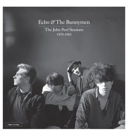 Rhino Echo and The Bunnymen - The John Peel Sessions 1979 - 1983