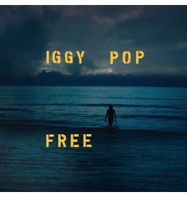 Caroline Iggy Pop - Free (Coloured Vinyl)