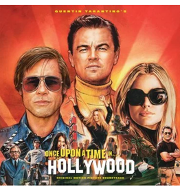 Columbia Various - Once Upon A Time in Hollywood OST (Coloured Vinyl)