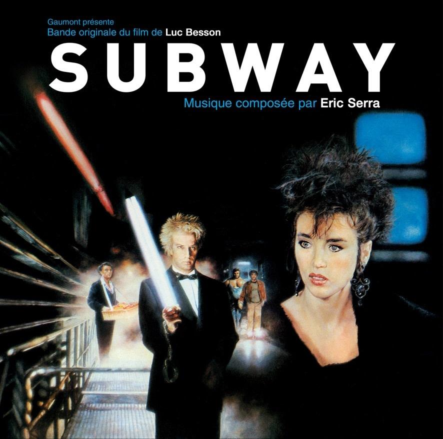 Wagram Music Eric Serra - Subway
