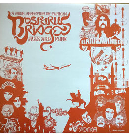 Twimo Records Various - Bosphorus Bridges: A Wide Selection Of Turkish Jazz And Funk 1968-1978