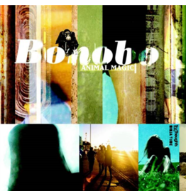 Tru Thoughts Bonobo - Animal Magic (Coloured Vinyl)