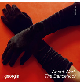 Domino Records Georgia - About Work The Dancefloor