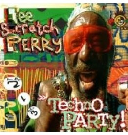 Ariwa Sounds Lee Scratch Perry - Techno Party