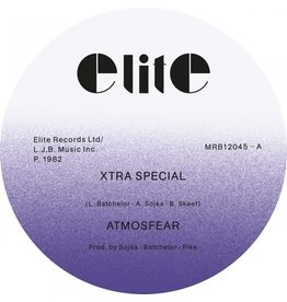 Mr Bongo Atmosfear - Xtra Special (Dry Mix) / Xtra Special (Wet Mix)
