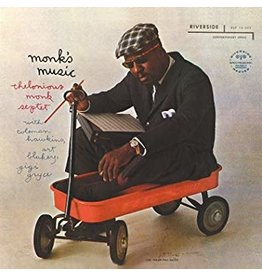 Waxtime Thelonious Monk - Monk's Music