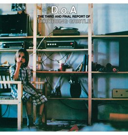 Mute Records Throbbing Gristle - D.O.A. The Third and Final Report of Throbbing Gristle (Coloured Vinyl)