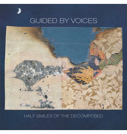 Matador Records Guided By Voices - Half Smiles Of The Decomposed (Coloured Vinyl)