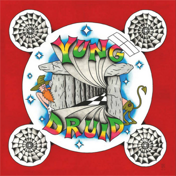 Totem Cat Records Yung Druid - Yung Druid (Red Vinyl)