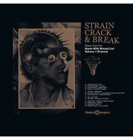 Finders Keepers Records Various - Strain Crack & Break: Volume One (France)