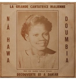 Awesome Tapes From Africa Nahawa Doumbia - La Grande Cantatrice Malienne, Vol. 1