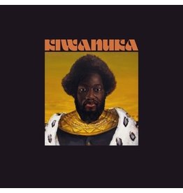 Polydor Michael Kiwanuka - Kiwanuka (SIGNED)