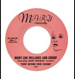 Mary Records Mary Lou Williams And Group Feat: Leon Thomas - Chief Natoma From Tacoma