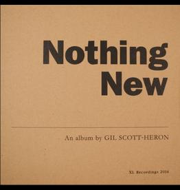 XL Recordings Gil Scott-Heron - Nothing New