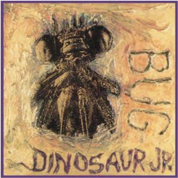 Jagjaguwar Dinosaur Jr - Bug