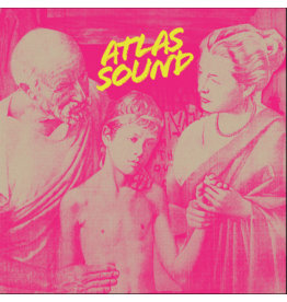 4AD Atlas Sound - Let the Blind Lead Those Who See But Cannot Feel