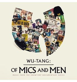 Mass Appeal Records Wu-Tang Clan - Of Mics and Men