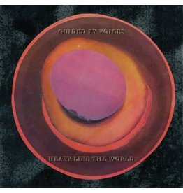 Guided By Voices, Inc. Guided By Voices - Heavy Like the World