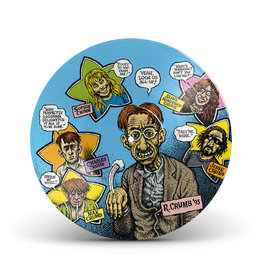 Cinema Paradiso Recordings Various - Crumb OST (Picture Disc)