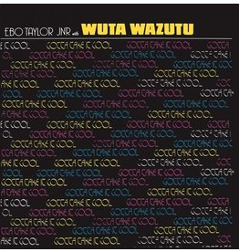 Mr Bongo Ebo Taylor Jr With Wuta Wazutu - Gotta Take It Cool