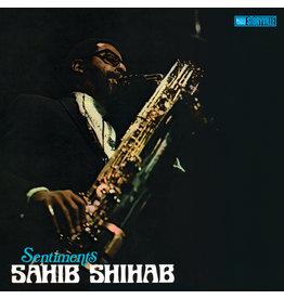 Storyville Records Sahib Shihab - Sentiments