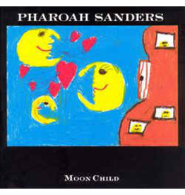 Tidal Waves Music Pharoah Sanders - Moon Child